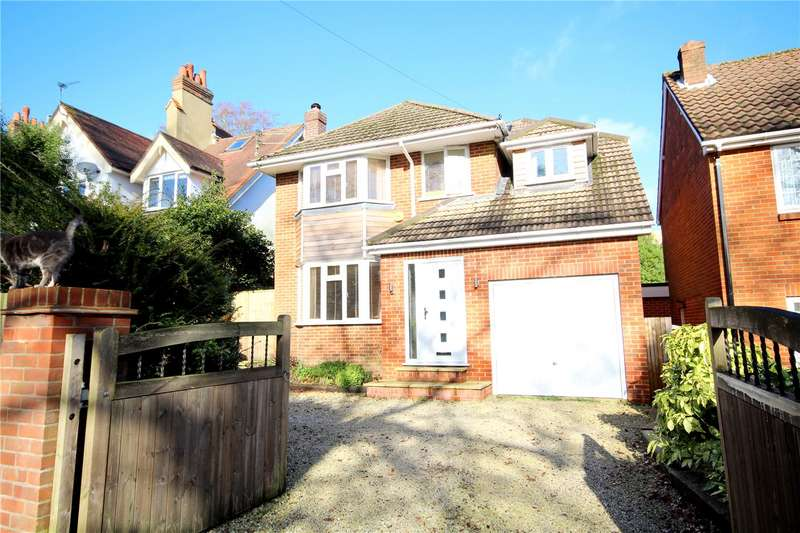 4 Bedrooms Detached House for sale in Blair Avenue, Lower Parkstone, Poole, Dorset, BH14