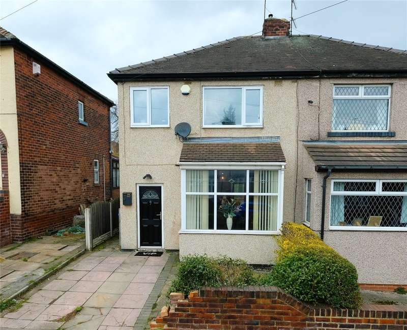 3 Bedrooms Semi Detached House for sale in Littledale Road, Sheffield, South Yorkshire, S9