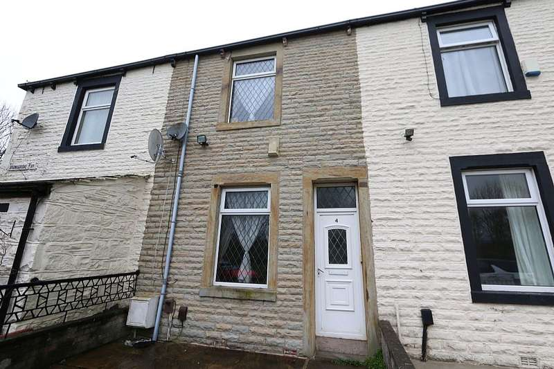2 Bedrooms Terraced House for sale in Bromsgrove Road, Burnley, Lancashire, BB10 3BG