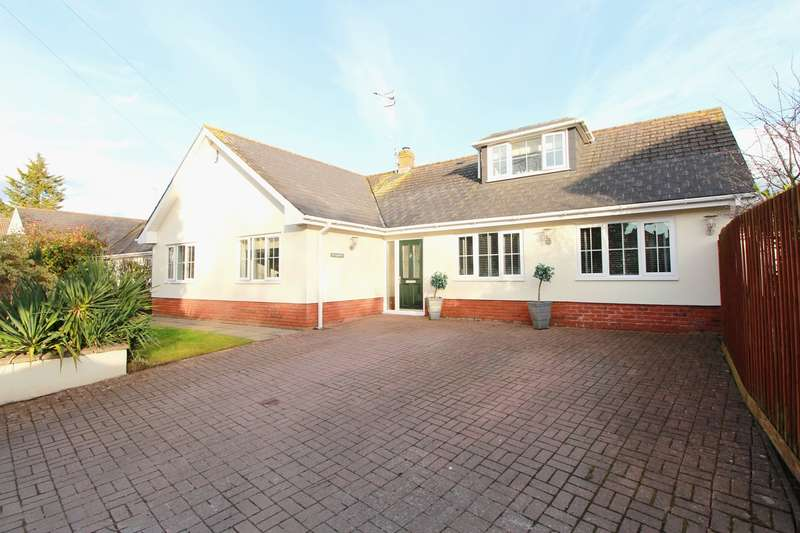 4 Bedrooms Detached Bungalow for sale in Tram Lane, Caerleon, Newport, NP18