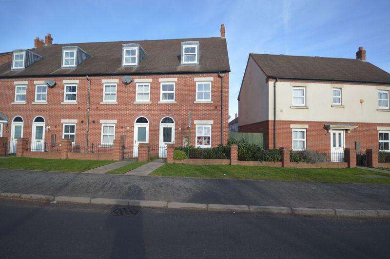 3 Bedrooms Terraced House for sale in Britannia Way, Telford
