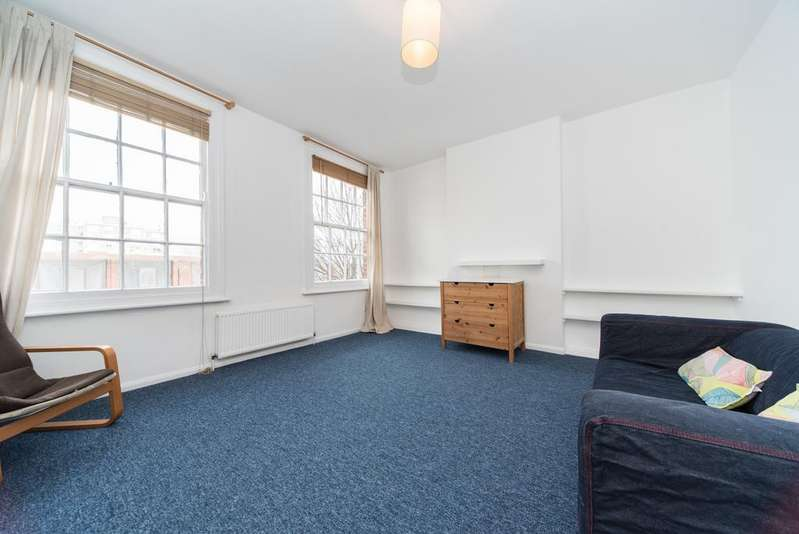 2 Bedrooms Flat for sale in The Broadway, West Ealing, Ealing