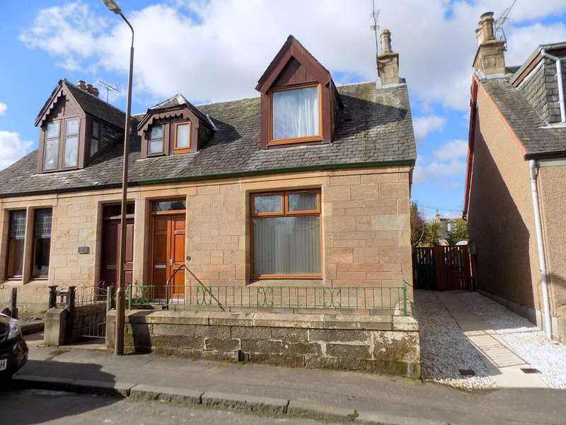3 Bedrooms Semi Detached House for sale in Alma Street, Falkirk FK2