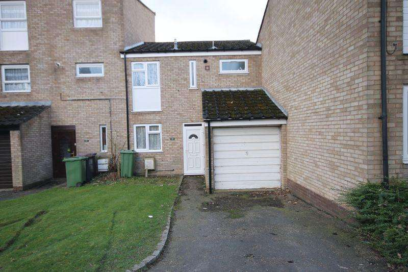 3 Bedrooms Terraced House for sale in Dudmaston, Telford