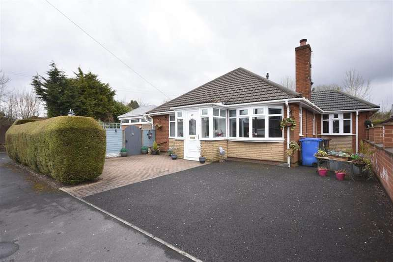 4 Bedrooms Detached Bungalow for sale in Neargates, Charnock Richard, Chorley