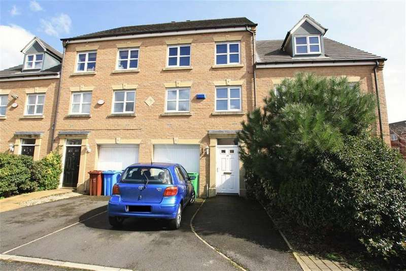 3 Bedrooms Town House for sale in Abbotsleigh Avenue, Manchester