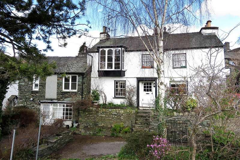 6 Bedrooms Detached House for sale in Prospect House Cottage, Ambleside, LA22 9EB