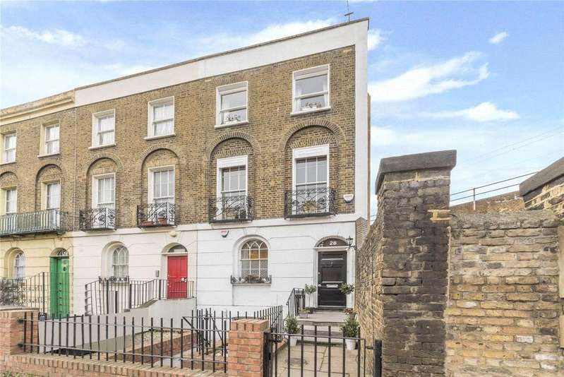 4 Bedrooms End Of Terrace House for sale in Randolph Street, London