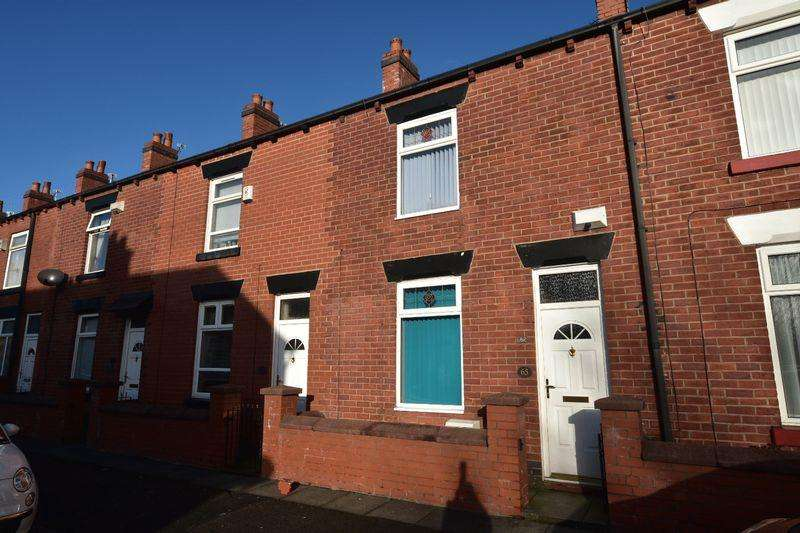2 Bedrooms Terraced House for sale in Longworth Street, Bolton