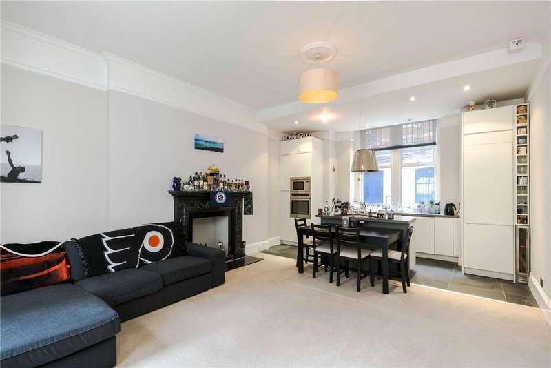 2 Bedrooms Apartment Flat for sale in Bickenhall Street, Marylebone, W1U