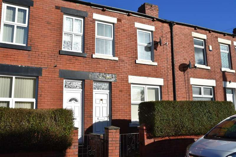 3 Bedrooms Terraced House for sale in Brock Road, Chorley