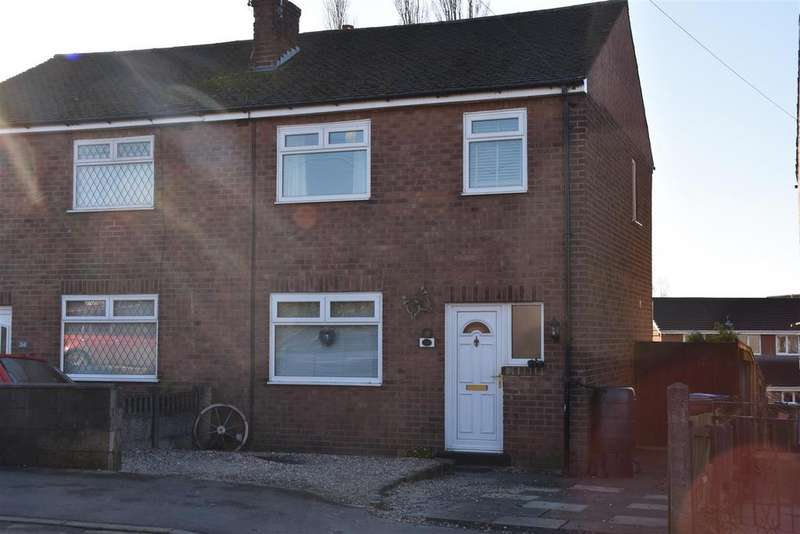 3 Bedrooms Semi Detached House for sale in Lancaster Street, Coppull, Chorley