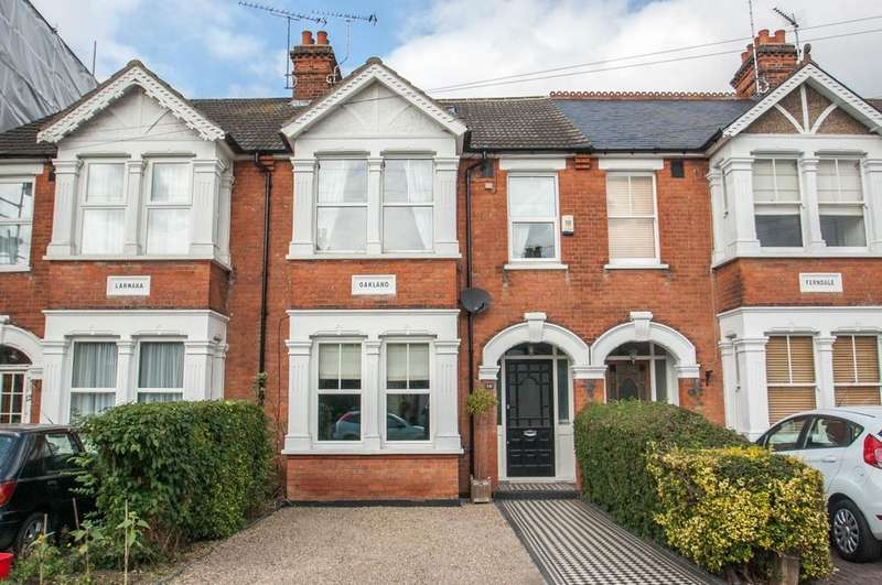 4 Bedrooms Terraced House for sale in Woodman Road, Warley, Brentwood, Essex, CM14