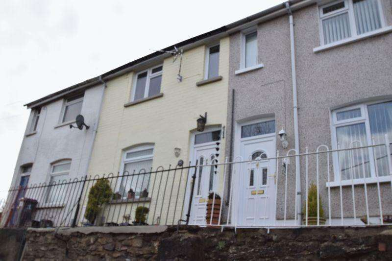 2 Bedrooms Terraced House for sale in St Dials Road, Cwmbran