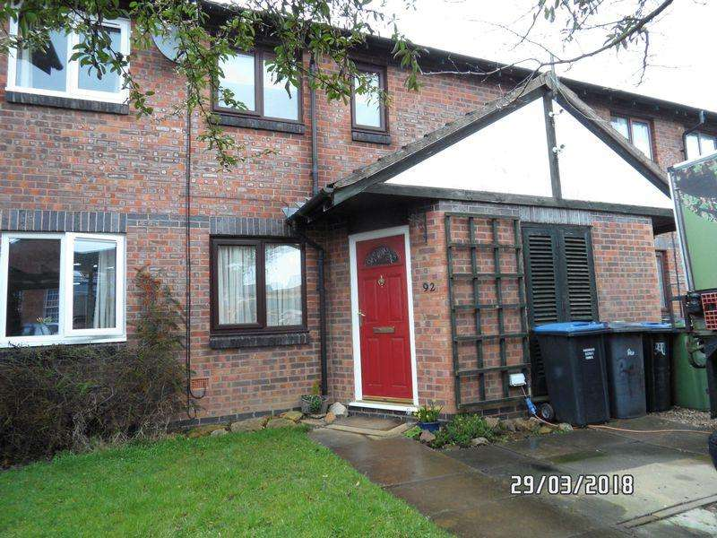 2 Bedrooms Semi Detached House for sale in Bath Street, Market Harborough