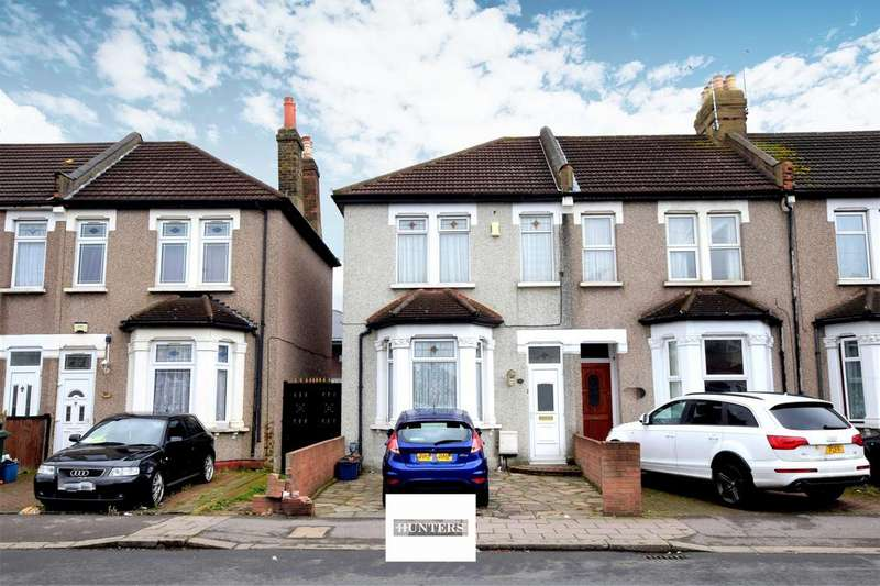 3 Bedrooms End Of Terrace House for sale in Grove Road, Chadwell Heath, RM6
