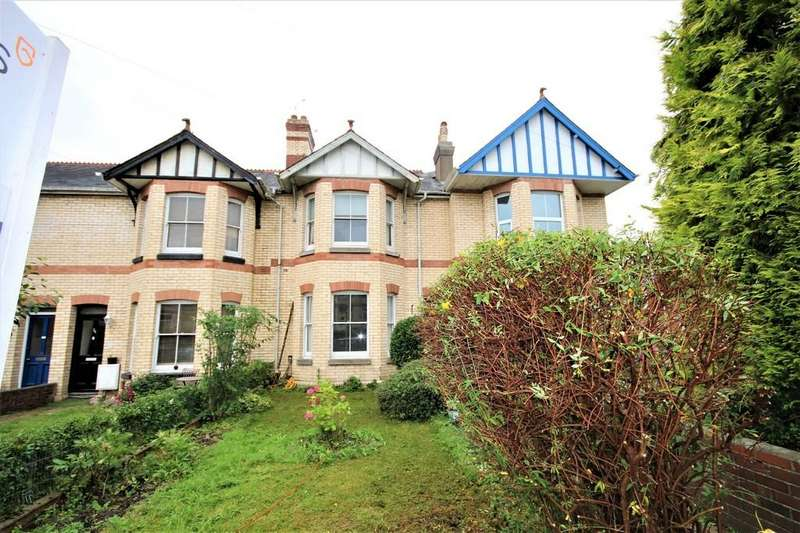 3 Bedrooms End Of Terrace House for rent in Garston Avenue, Newton Abbot, Devon