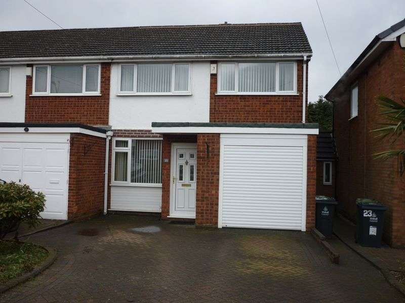 3 Bedrooms Property for sale in Nicholas Road, Sutton Coldfield