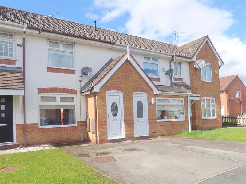 2 Bedrooms Terraced House for sale in Turriff Road, Dovecot, Liverpool