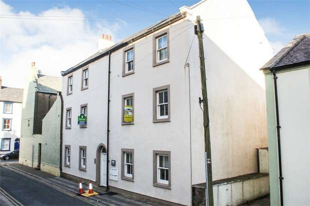 1 Bedroom Flat for sale in Howgill Street, Whitehaven, Cumbria