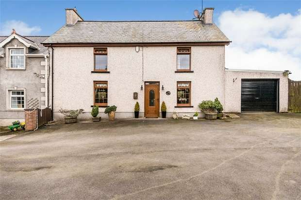 2 Bedrooms Semi Detached House for sale in The Burn Road, Comber, Newtownards, County Down