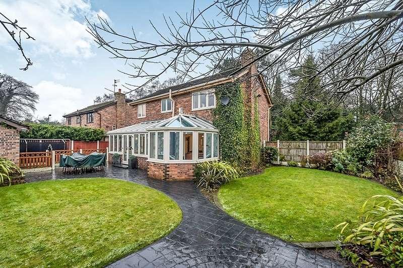 4 Bedrooms Detached House for sale in Chapel Lane, Rainhill, Prescot, L35