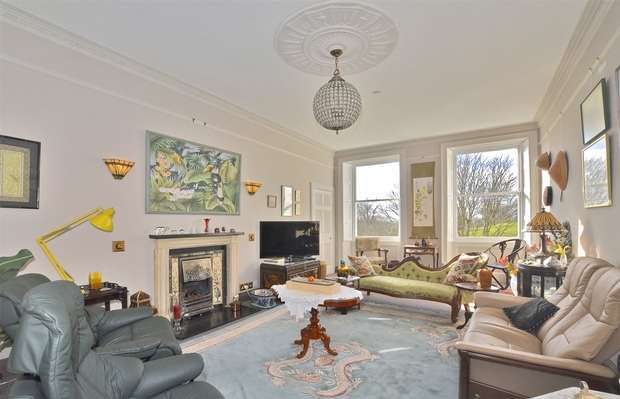 4 Bedrooms Flat for sale in 12 Cavendish Place, Bath