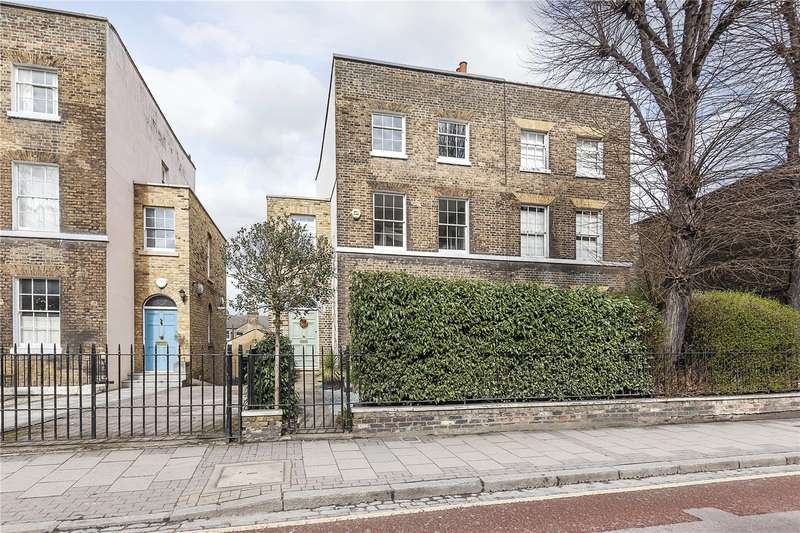 4 Bedrooms Semi Detached House for sale in Greenwich High Road, London, SE10