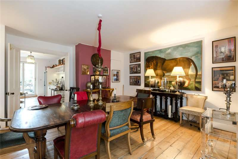4 Bedrooms House for sale in St. Lukes Road, London, W11