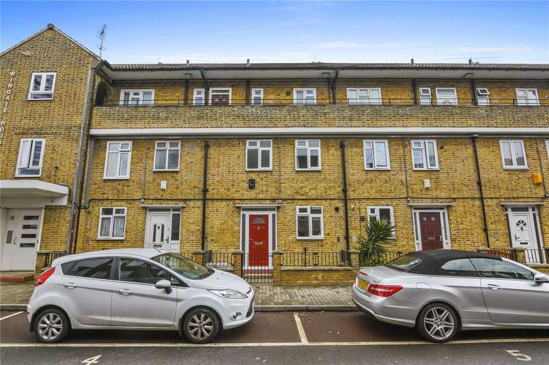 2 Bedrooms Flat for sale in Wingate House, Bruce Road, London, E3