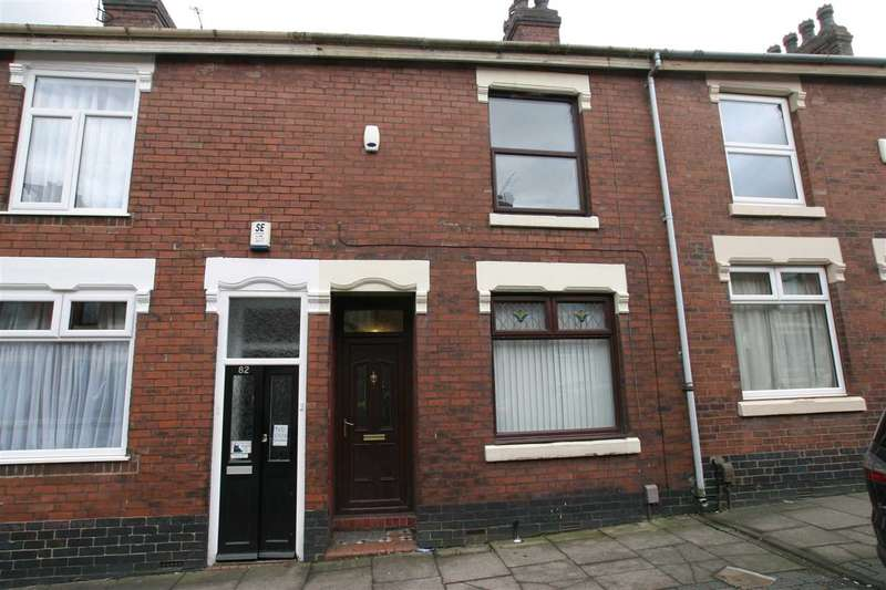 2 Bedrooms Terraced House for sale in Jervis Street, Northwood, Stoke on Trent