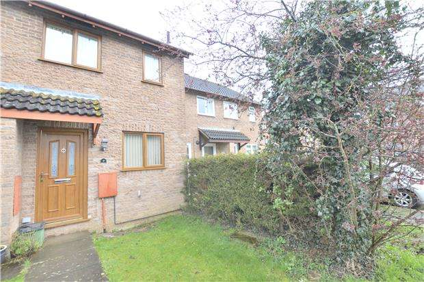 2 Bedrooms Terraced House for sale in Coventry Close, TEWKESBURY, Gloucestershire, GL20 5HR
