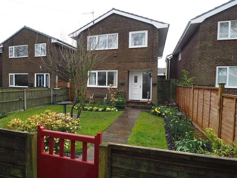 3 Bedrooms Detached House for sale in Elmfield, Chapel-en-le-Frith, High Peak, Derbyshire, SK23 9TZ
