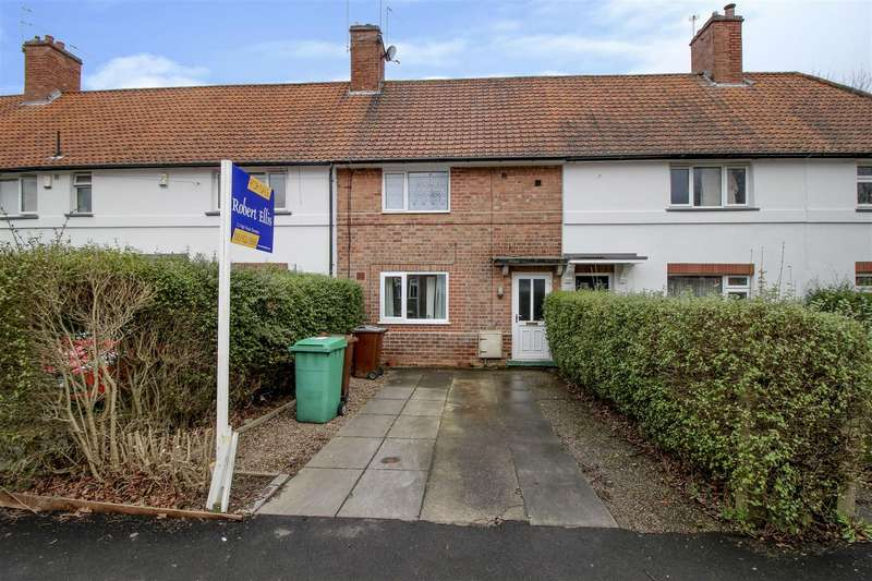 2 Bedrooms Terraced House for sale in Manton Crescent, Lenton Abbey