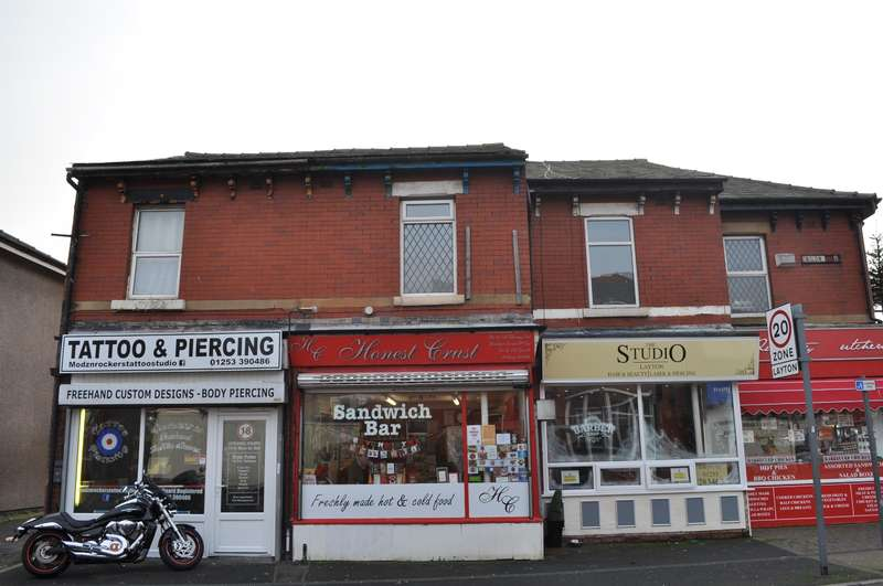 1 Bedroom Flat for sale in Onslow Road, Blackpool, FY3 7DF