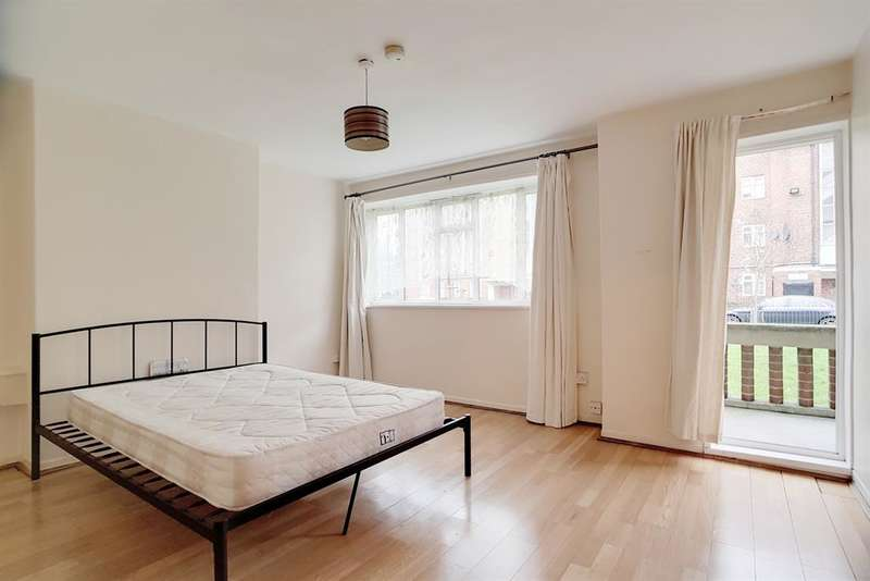 1 Bedroom Ground Flat for sale in Milton House, Elmington Estate, London, SE5 7HZ
