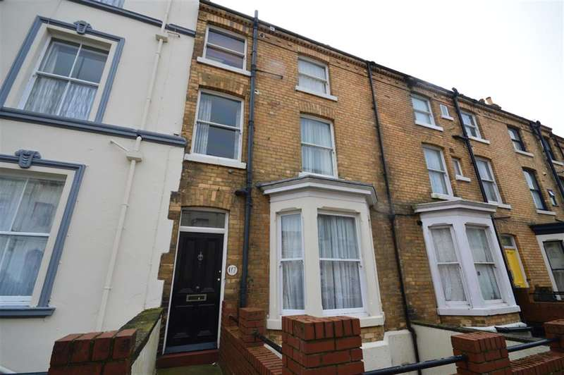 6 Bedrooms Terraced House for sale in Castle Road, Scarborough, YO11 1HX