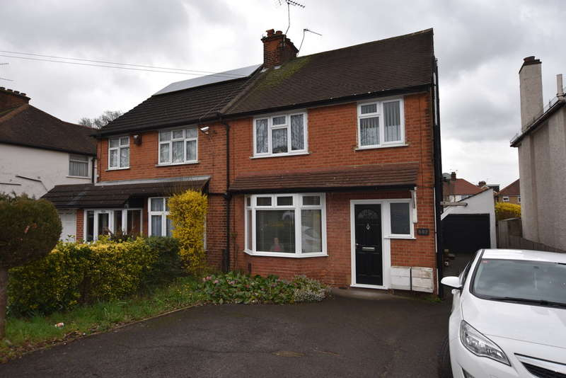 1 Bedroom Ground Maisonette Flat for sale in St. Albans Road, Watford
