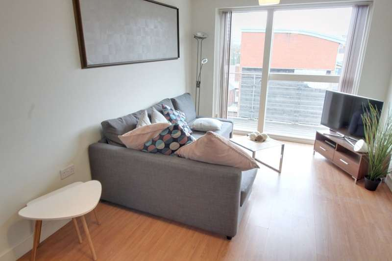 1 Bedroom Flat for sale in Sherborne Street, Birmingham