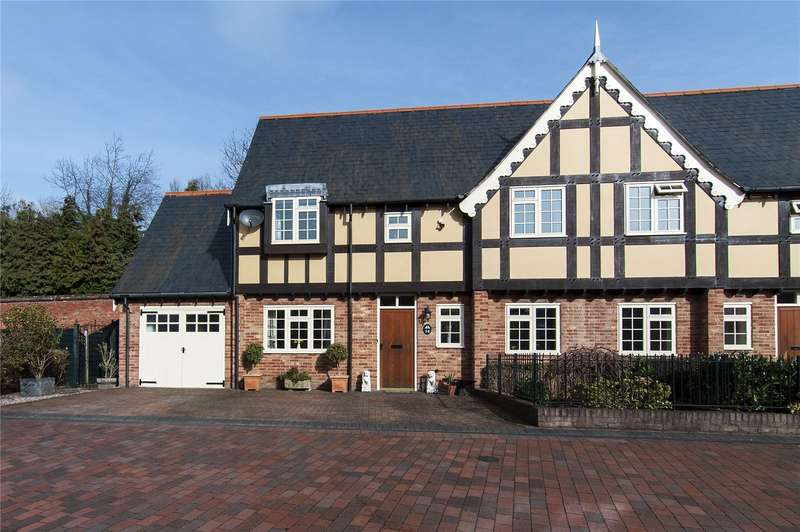 3 Bedrooms Semi Detached House for sale in 14 Townsend Close, Ludlow, Shropshire, SY8
