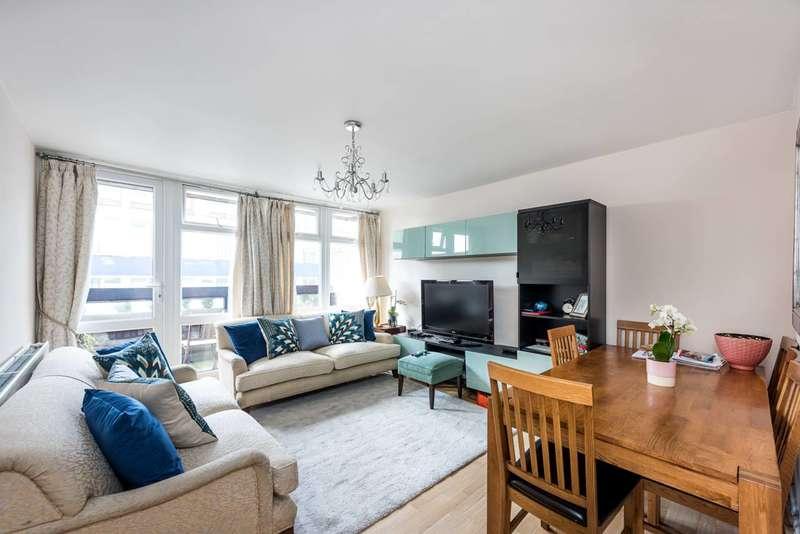 3 Bedrooms Flat for sale in Carey Gardens, Battersea, SW8