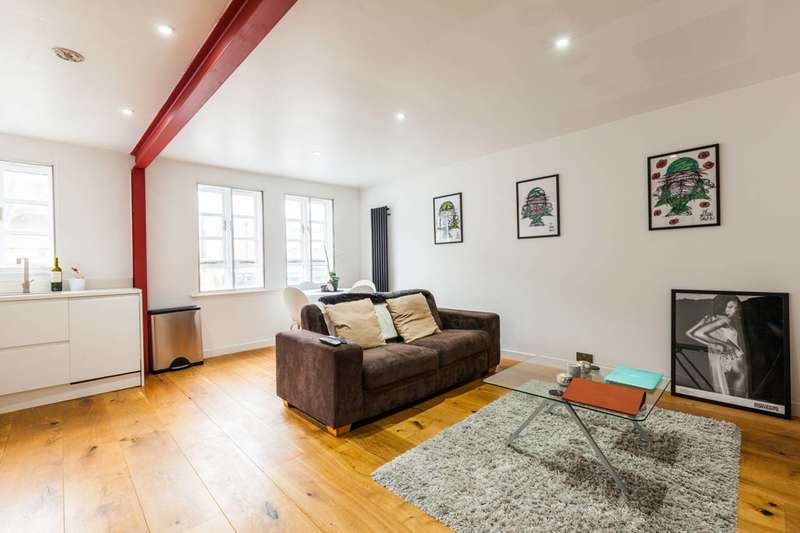 1 Bedroom Flat for sale in Mile End Road, Whitechapel, E1