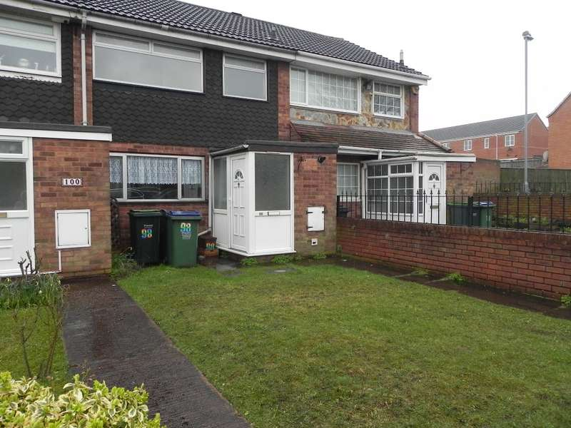 3 Bedrooms Terraced House for sale in Franchise Street, Wednesbury, WS10 9RG
