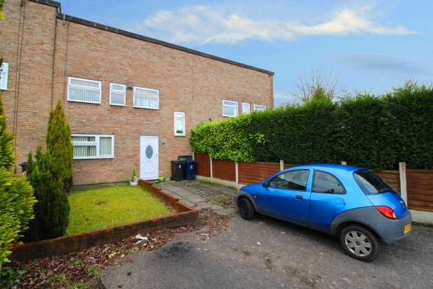 3 Bedrooms Terraced House for sale in Cornbrook, Skelmersdale, Lancashire, WN8 9AQ