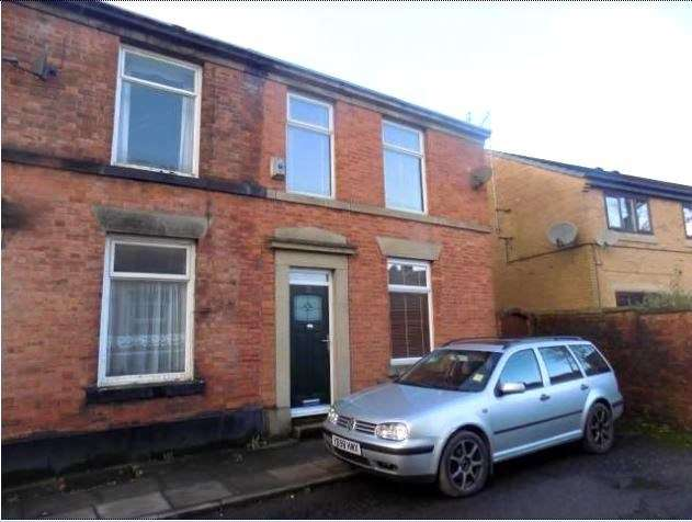 3 Bedrooms Terraced House for sale in Parliament Place, Bury, BL9