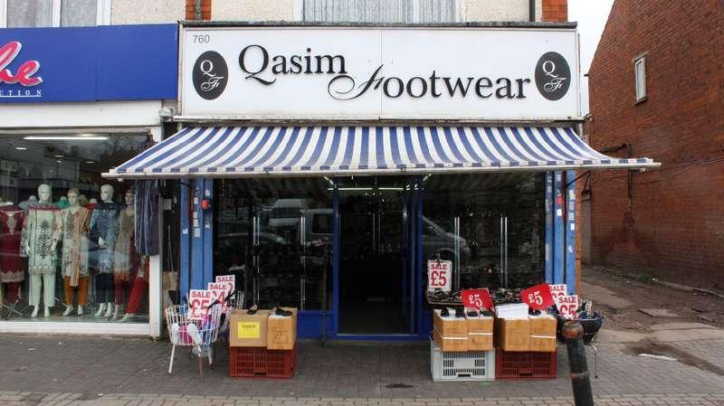 Shop Commercial for rent in Stratford Road, Birmingham, B11
