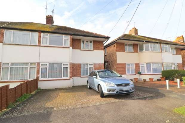 2 Bedrooms Apartment Flat for sale in Gilda Crescent, Polegate, BN26