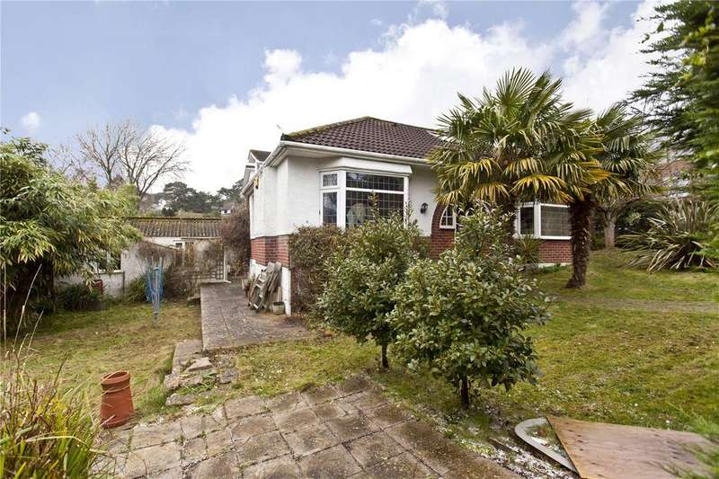 3 Bedrooms Detached Bungalow for sale in Durrant Road, Lower Parkstone,, Poole, BH14