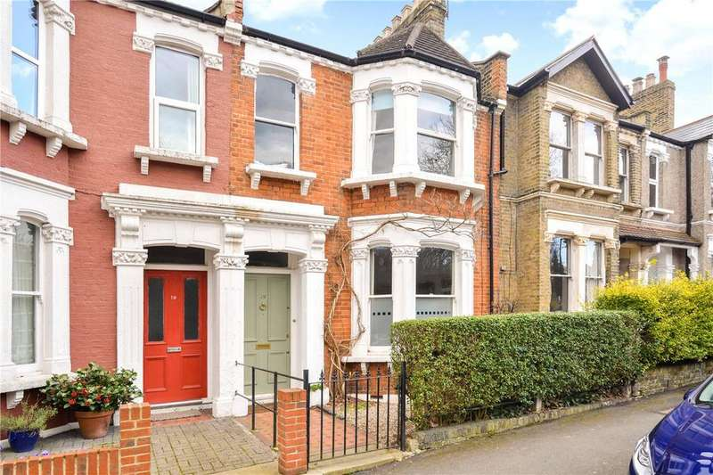 4 Bedrooms Terraced House for sale in Limesford Road, Nunhead, London, SE15