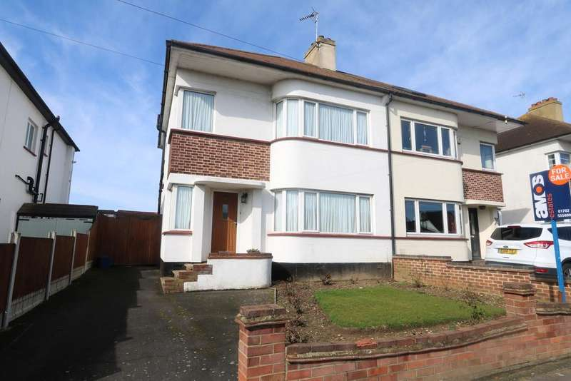 3 Bedrooms Semi Detached House for sale in Tattersall Gardens, Leigh-On-Sea SS9